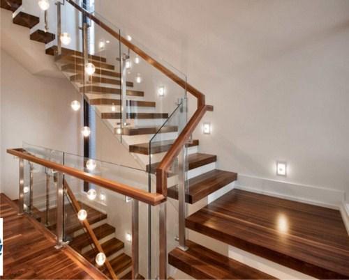 Tiêu chuẩn thiết kế cầu thang không thể không kể tới chiều cao của tay vịn cầu thang