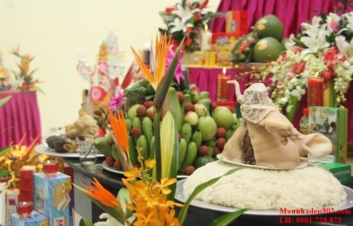 Bạn cần chú ý chuẩn bị lễ vật đầy đủ trước khi làm lễ nhập trạch lấy ngày