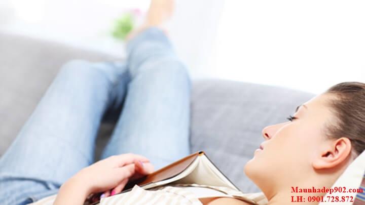 Bạn không nên ngủ trưa tại nhà mới vì điều này ám chỉ bệnh tật và sự lười biếng
