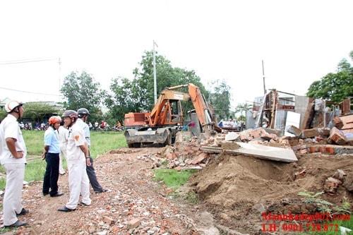 Tư vấn về việc xây nhà trên đất ruộng