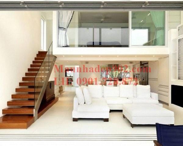 Gác lửng được hiểu là tầng lửng hoặc gác xép, được coi là một tầng trong tổng thể của ngôi nhà