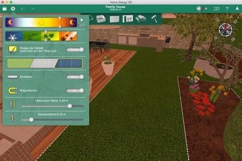 Phần mềm thiết kế nhà ở Home Design 3D