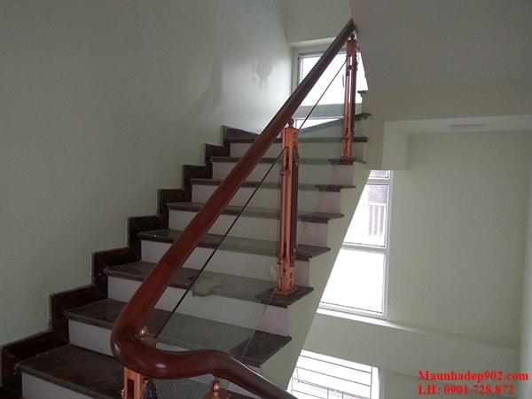 Chiếu nghỉ cầu thang chính là một bước thang bằng phẳng để nghỉ chân trong trường hợp cầu thang quá dài
