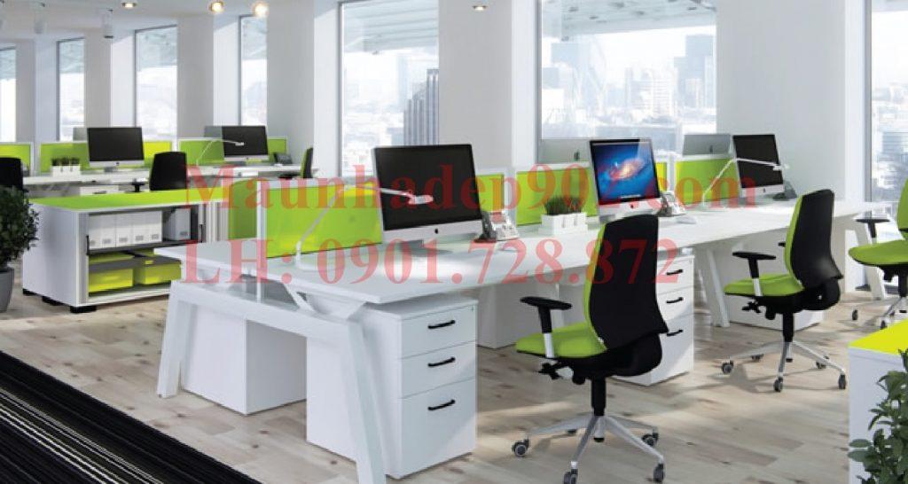 Bàn làm việc là không gian giúp người sử dụng giải quyết các vấn đề trong công việc