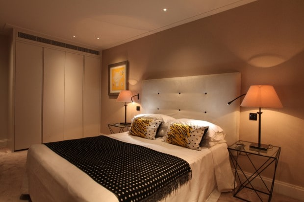 Đèn Led downlight cho phòng ngủ