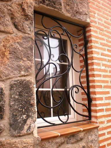 Song sắt của sổ đẹp
