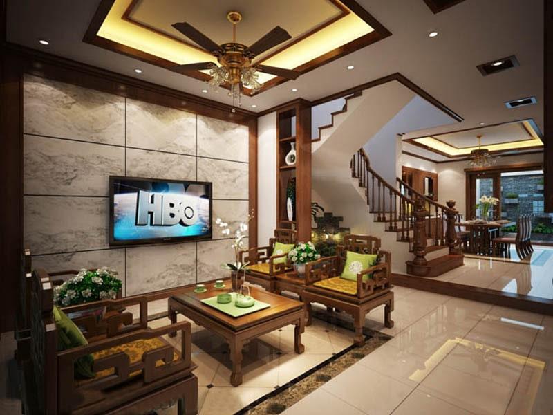 Không gian nội thất truyền thống, ấm cúng chính là sự lựa chọn phù hợp cho cung hoàng đạo Kim Ngưu