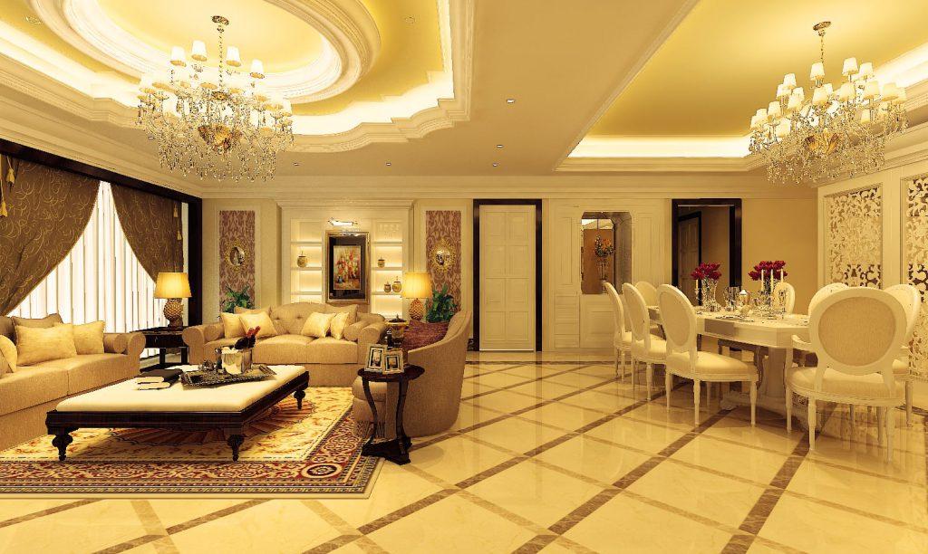 Phong cách nội thất cổ điển mang lại sự sang trọng và quyền quý