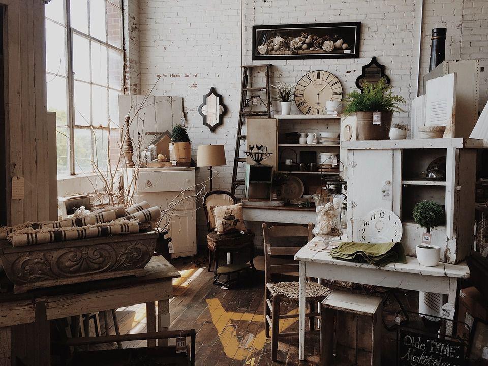 Phong cách nội thất Vintage mang nét đẹp của quá khứ vào không gian hiện đại