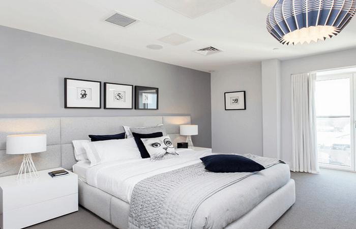 9 cách lấy ánh sáng cho phòng ngủ phù hợp với căn phòng thiếu sáng