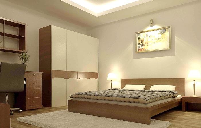 cách lấy ánh sáng cho phòng ngủ