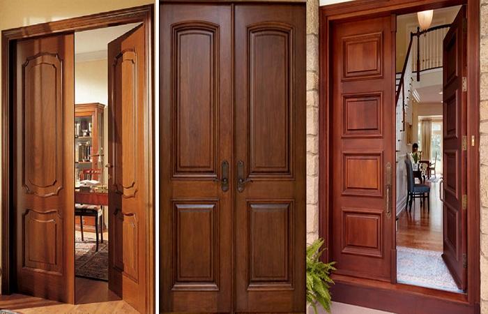 Chia sẻ kinh nghiệm thực tế: Nên làm cửa nhà bằng chất liệu gì tốt nhất?