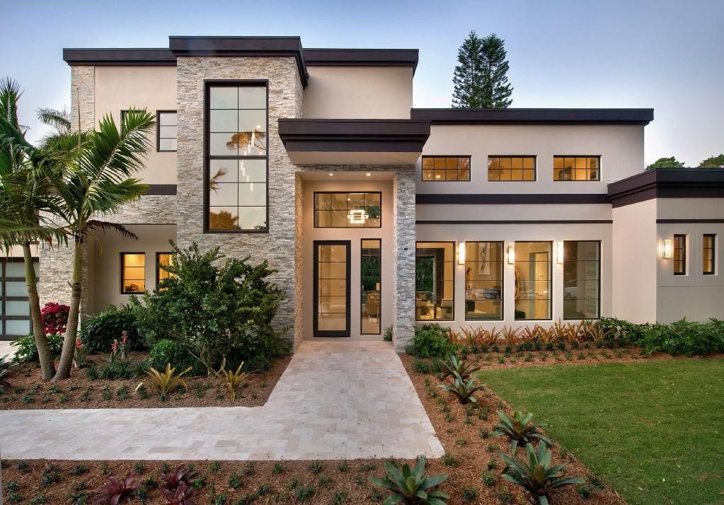 Vật liệu xây dựng dùng trong thiết kế biệt thự hiện đại